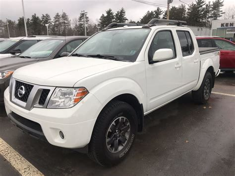 Nissan Frontier 2014 by Used 2014 Nissan Frontier Pro 4x In Kentville Used
