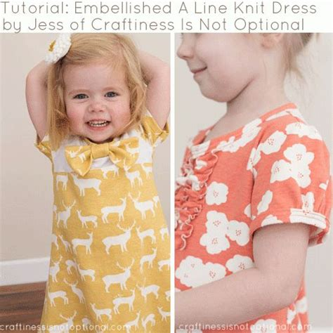 tips for sewing knits tutorial easy a line knit dress and tips for sewing with
