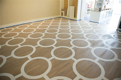 Beautifully Painted Decorative Floors  Virginia Holtz