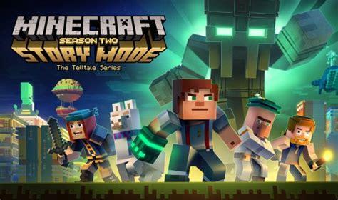 Ps4 Minecraf Story Season2 minecraft story mode season 2 premieres on july 11