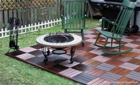 wooden patio designs 30 ideas to use wood decking on patios and terraces