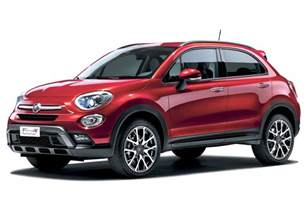 Fiat Suvs Fiat 500x Suv Review Carbuyer