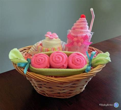 Unique Baby Shower Gift by Babybinkz Gift Basket Unique Baby Shower Gift Or