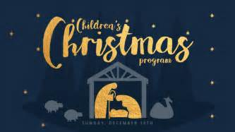 children s christmas program faith baptist arlington
