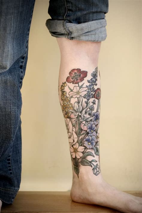 lower leg sleeve tattoo designs 17 best ideas about lower arm tattoos on arm