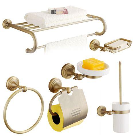 brushed bronze bathroom accessories antique round base bathroom hardware sets brushed bronze