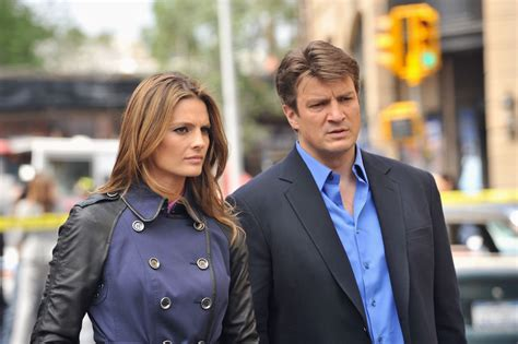 castle season 8 nathan fillion to return what about nathan fillion cookie fillion www imgkid com the image