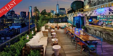nyc roof top bars best rooftop bars in nyc best rooftop bars in manhattan