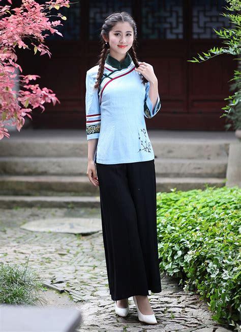 Cotton Korea Dress Blue Size S M L 61342 new arrival light blue black s shirt