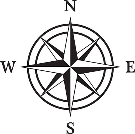 line drawing compass clipart best line drawing compass clipart best