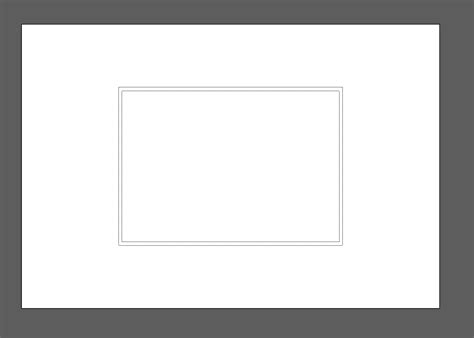 pattern rectangular illustrator creative cloud how to remove double rectangle from