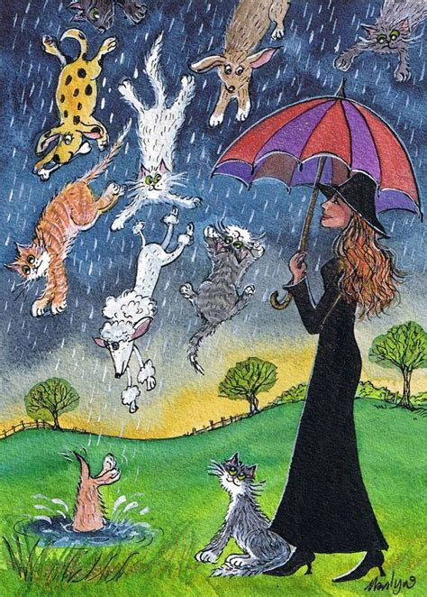 raining cats and dogs origin how to learn tutor