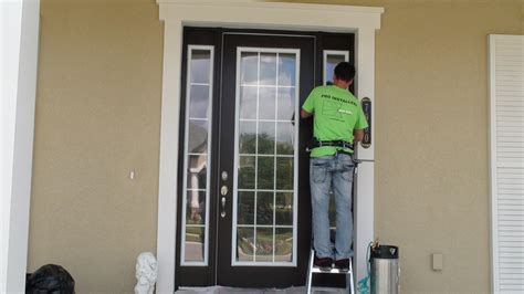 front door tinted glass lasting relief from heat and soaring electric bills for
