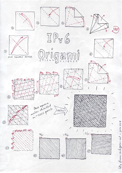 how to make a origami computer computer origami 171 embroidery origami