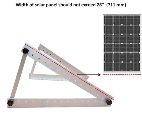 boat battery mounting bracket adjustable solar panel mount mounting rack bracket boat