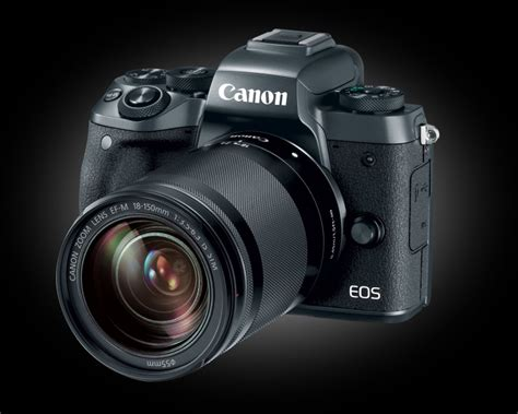 mirrorless canon canon finally competes with the mirrorless m5 with a great