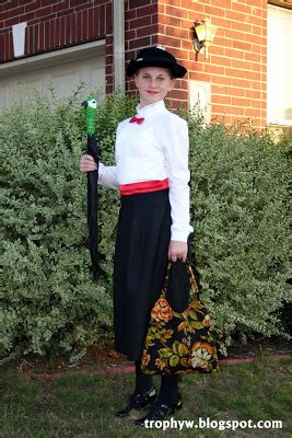 mary poppins costume props trophy tales of a trophy wife homemade hauntings 26 projects