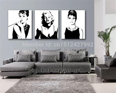 decoracion del hogar fotos enmarcado 3 panel moderna decoraci 243 n del hogar arte de la