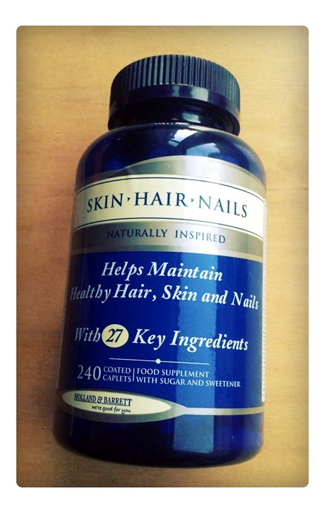 hair and nail supplement skin hair nail vitamins review