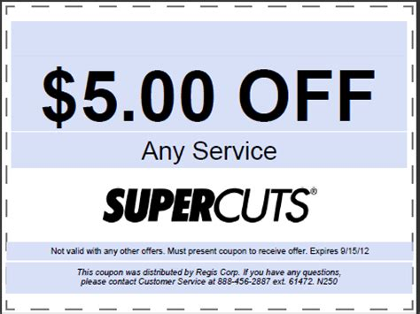 haircut coupons dfw supercuts coupons specs price release date redesign