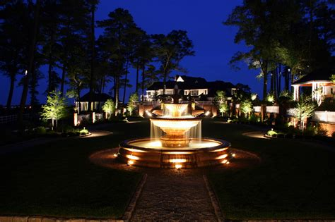 Landscape Lighting Ideas Designwalls Com Outdoor Lighting Ideas Pictures