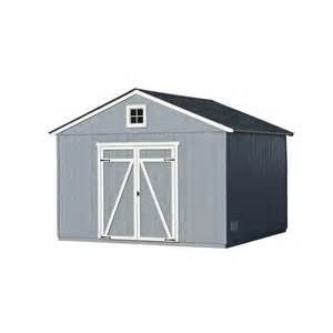heartland rainier 10 ft x 10 ft wood storage shed manual