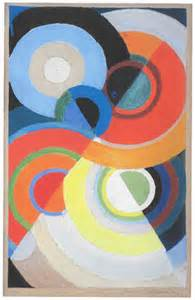 Decor8 Interiors Color Moves Art And Fashion By Sonia Delaunay Madeleine O