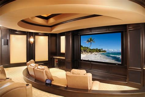 11 ultra luxe home theaters you to see to