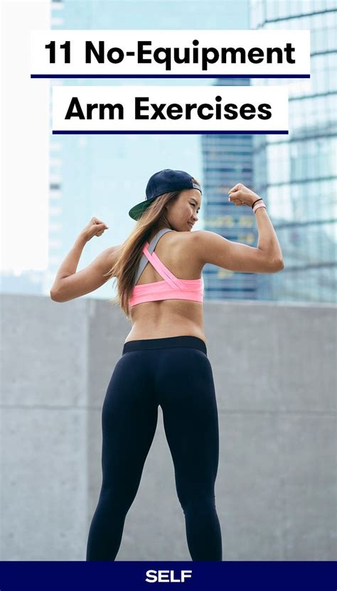 10 minute no equipment arm workout 25 b 228 sta arm workouts without weights id 233 erna p 229 pinterest