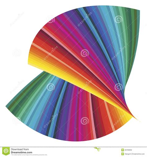 cmyk spectrum cmyk color spectrum stock photography image 20769932