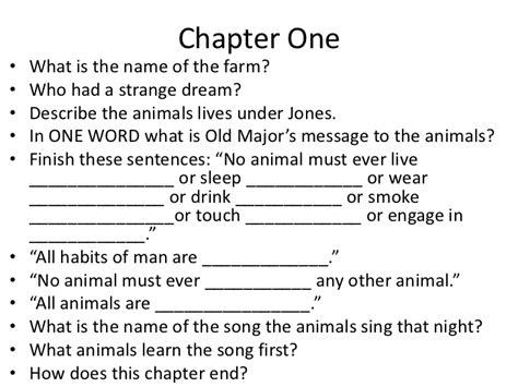 a guide for the study of animals classic reprint books animal farm a study guide students book pdf