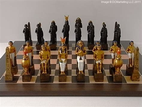 theme chess sets egyptian themed chess egyptian theme chess egyptian