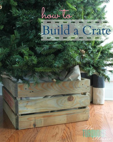 how to house a using a crate how to build a crate the turquoise home can use a pallet or buy lumber unless you
