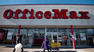 office depot to buy officemax wgn tv