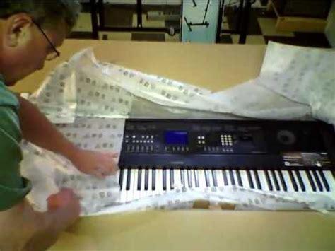 Yamaha Portable Grand Dgx 650b unboxing my yamaha dgx 650 digital grand piano