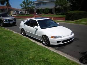 Honda Civic Ex Coupe 1995 Boulder50 1995 Honda Civicex Coupe 2d Specs Photos