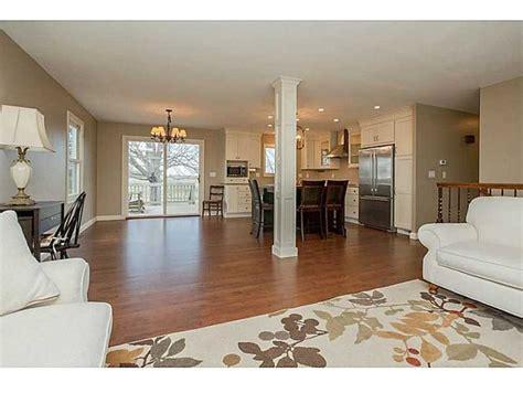 split foyer kitchen remodel split foyer split level remodel to open floorplan