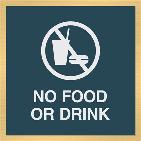 no food or drink no food or drink in pool area signs