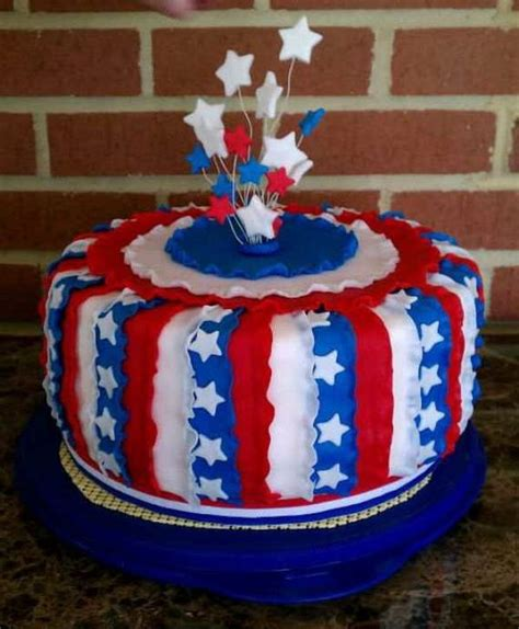 60 adorable 4th of july cake designs ideas family holiday net guide to family holidays on the