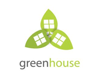 house beautiful logo green house designed by squarebubbles brandcrowd
