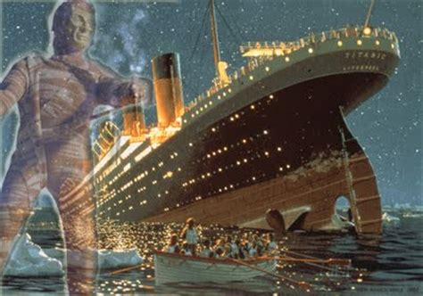 Titanic Sinking Theory by Conspiracy Theories Ultimate Titanic