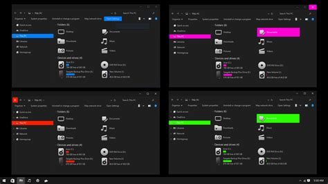 themes in black colour gray10 colors by gsw953onda on deviantart