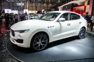 maserati white 2017 2017 maserati levante is the brand s suv