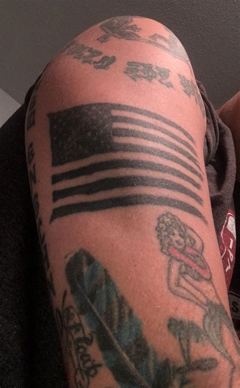 loss service patriotism resistance veterans tattoos