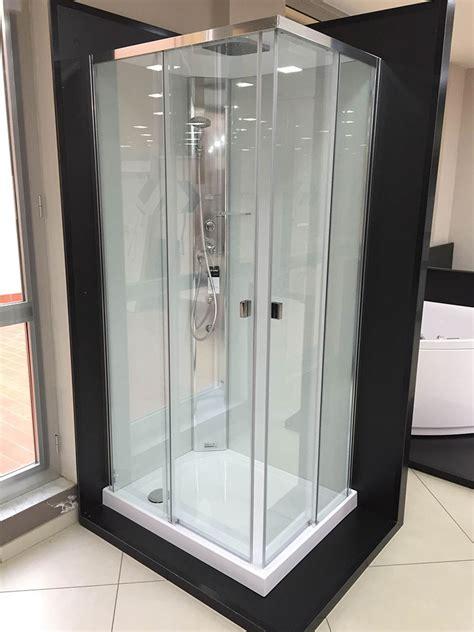 box doccia chiuso hafro box doccia multifunzione sound 80x100 miroma ceramiche