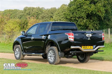 Car Types Economy by Mitsubishi L200 Up Review What Car Html Autos Weblog