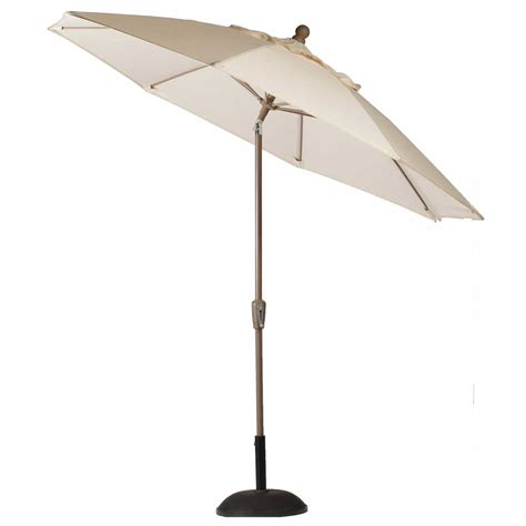 Auto Tilt Patio Umbrella 9 Crank Auto Tilt Umbrella Outdoor Patio Umbrella