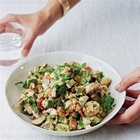 recipe fried calamari salad villeroy boch blog heart home magazine