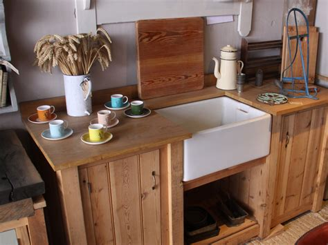 kitchen furniture uk bespoke solid wood kitchen units from reclaimed timber