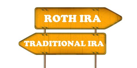traditional ira or roth difference between roth ira and traditional ira